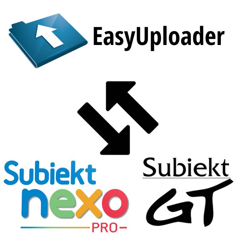 Integrator EasyUploader - Subiekt Nexo Pro i Subiekt GT