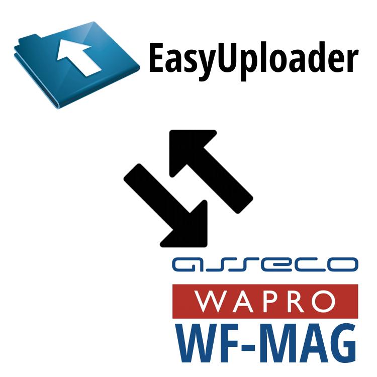Integrator EasyUploader - WAPRO WF-MAG