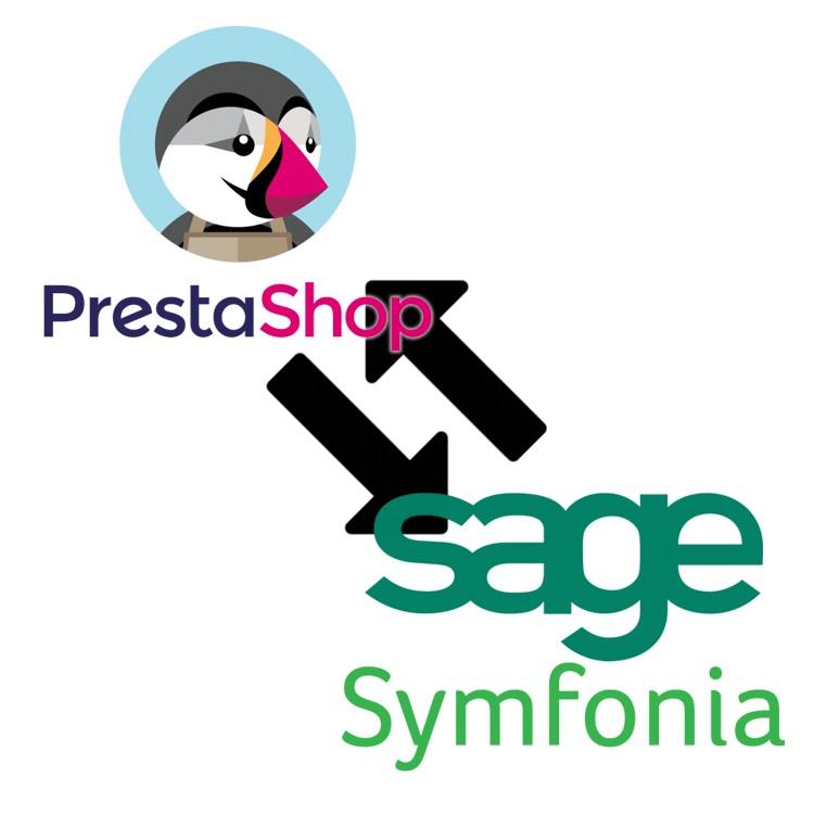 SymSync - integrator Symfonia - Prestashop