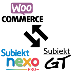 Integrator WooCommerce - Subiekt Nexo Pro i Subiekt GT