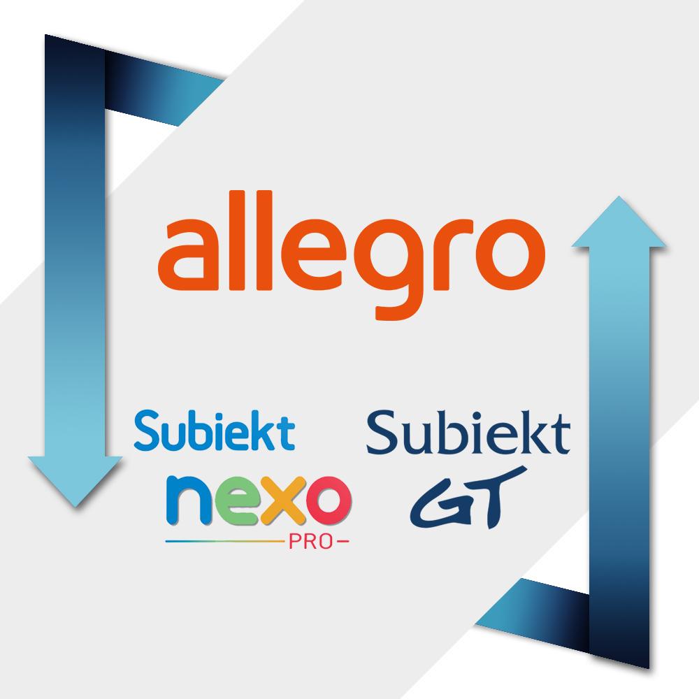 Subsync Allegro Integrator Allegro Subiekt Nexo Pro I Subiekt Gt Integratory